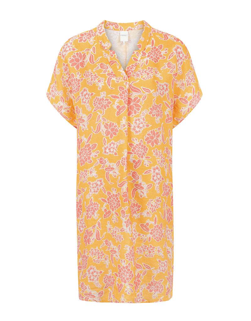 Josephine&Co Liam Dress Print Coral