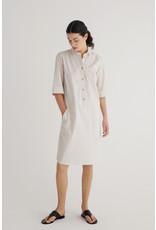 Zenggi Crispy New Polo Dress Porcelain