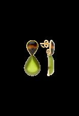Atelier Louiza Earrings Roxy Torto&Khaki