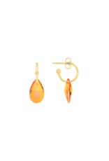 Atelier Louiza Earrings Natasja Grapefruit