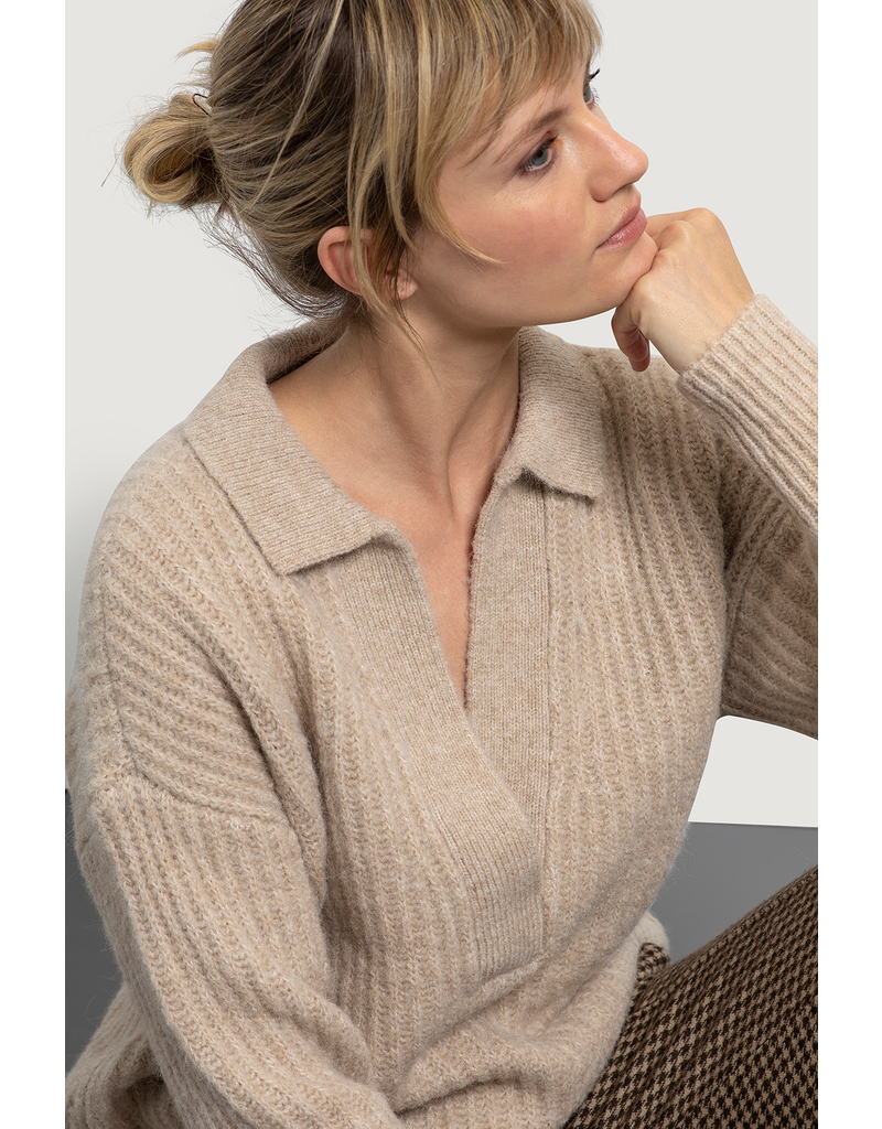Josephine&Co Ties Sweater Sand