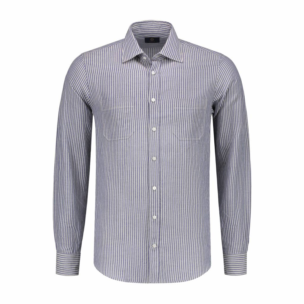 Casual Overhemd.Casual Shirt Khrktr Refined Roots Khrktr Refined Roots