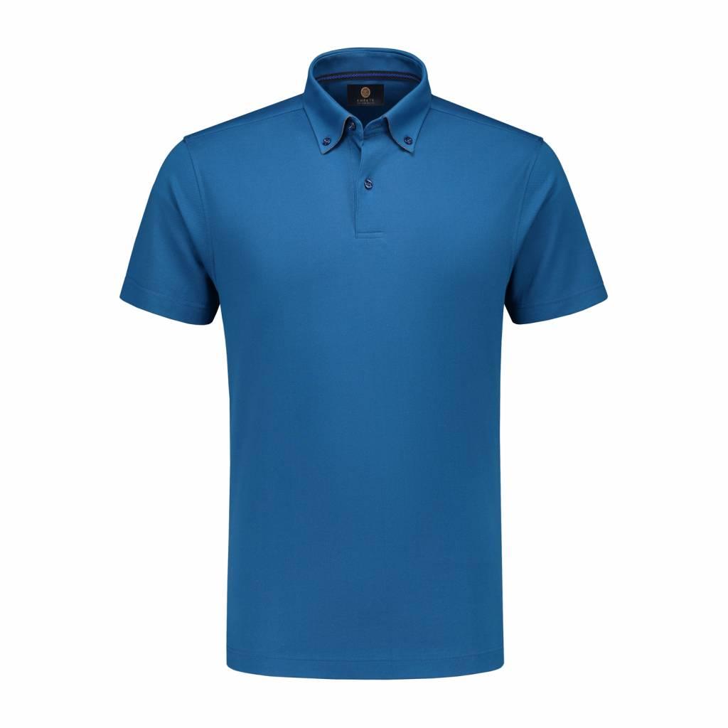 KHRKTR Polo SS Blue