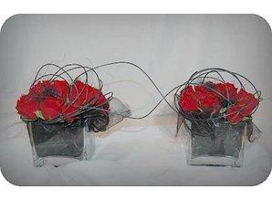 Decoratie stukjes / bloemstukjes