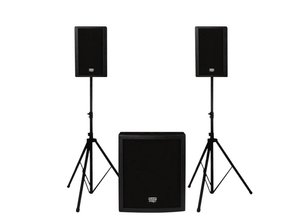 DAP Club mate 15 Speakerset