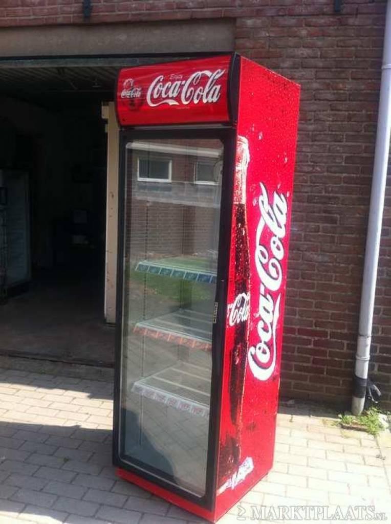 Verbazingwekkend Coca cola Coca cola Koelkast glasdeur - Online Partyverhuur FX-83