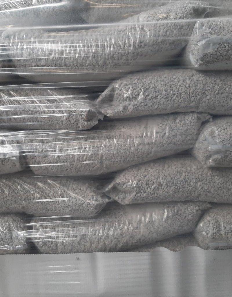 Granulés de béton cellulaire recyclés - par palette (= 50 sacs)