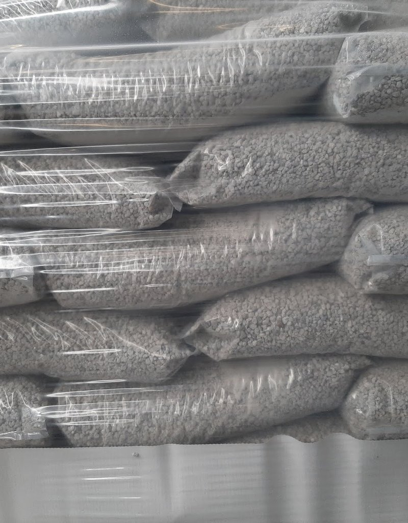 Recycled cellular concrete granules - per pallet (= 50 bags)