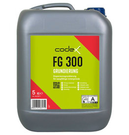 Codex Primer for absorbent substrates
