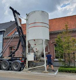 Chape in silo (per ton)