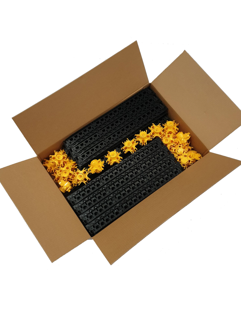 Staenisrooster ± 5 m² - per doos