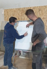 Basis opleiding tegelzetten (Néerlandais)
