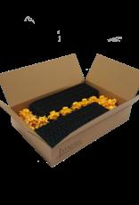 (60 boîtes x 5 m²)