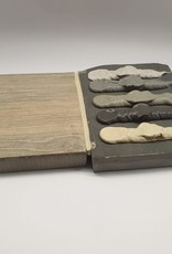 Akemi Elastische polymeervoegkit met een cement-LOOK