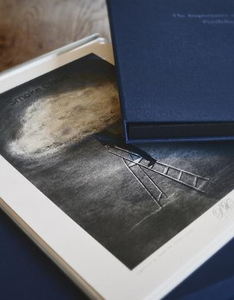 The Importance of Being: a limited edition portfolio of Belgian artists