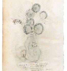 Edition Peter de Cupere, Perfumed Black Sunflowers, 30x40 cm
