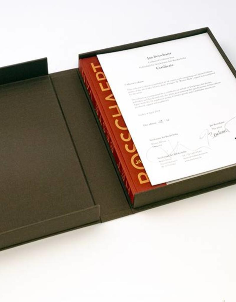 Edition Jan Bosschaert: limited art print + Het beste van Jan Bosschaert