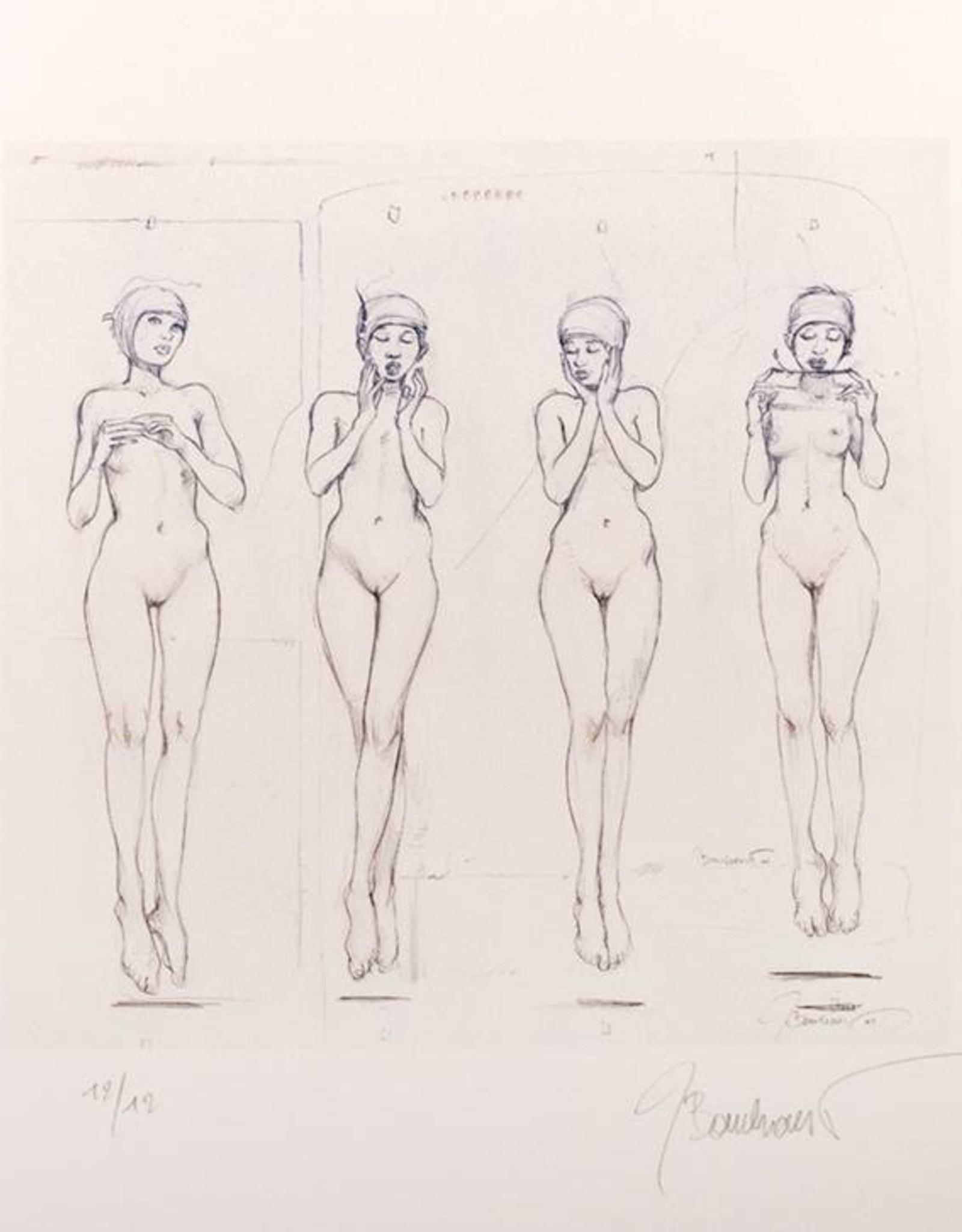 Editie Jan Bosschaert: limited art print + Het beste van Jan Bosschaert