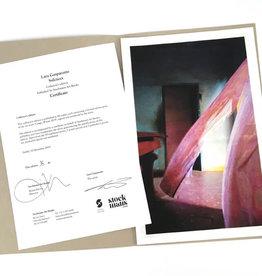 Editie (zonder boek) Lara Gasparotto - Solstices