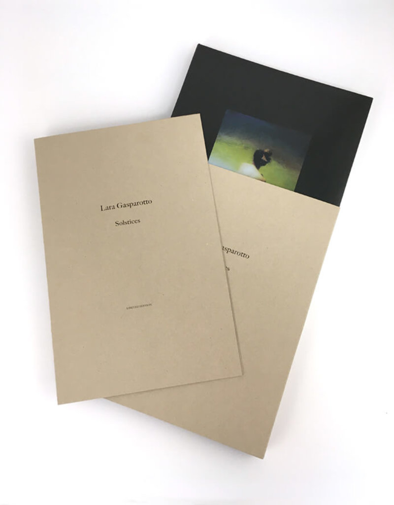 Edition with art book Lara Gasparotto: limited art print + monography Solstices