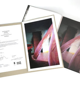 Edition with art book Lara Gasparotto - Solstices