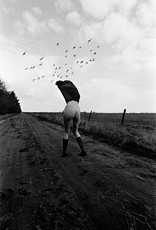 Karel Fonteyne - Limited Edition - She's afraid of Birds