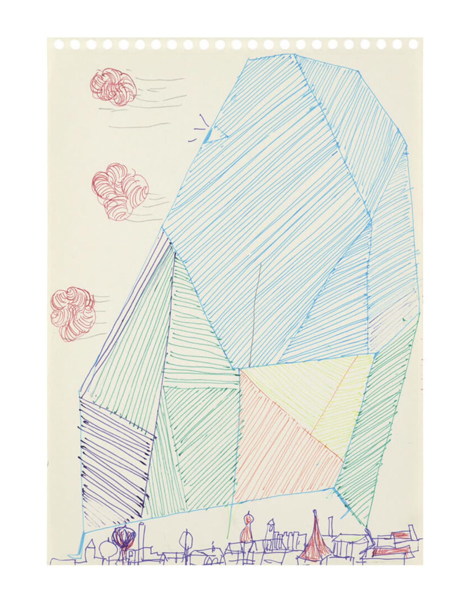 Philippe Vandenberg - 4 x Molenbeek - Poster Pakket