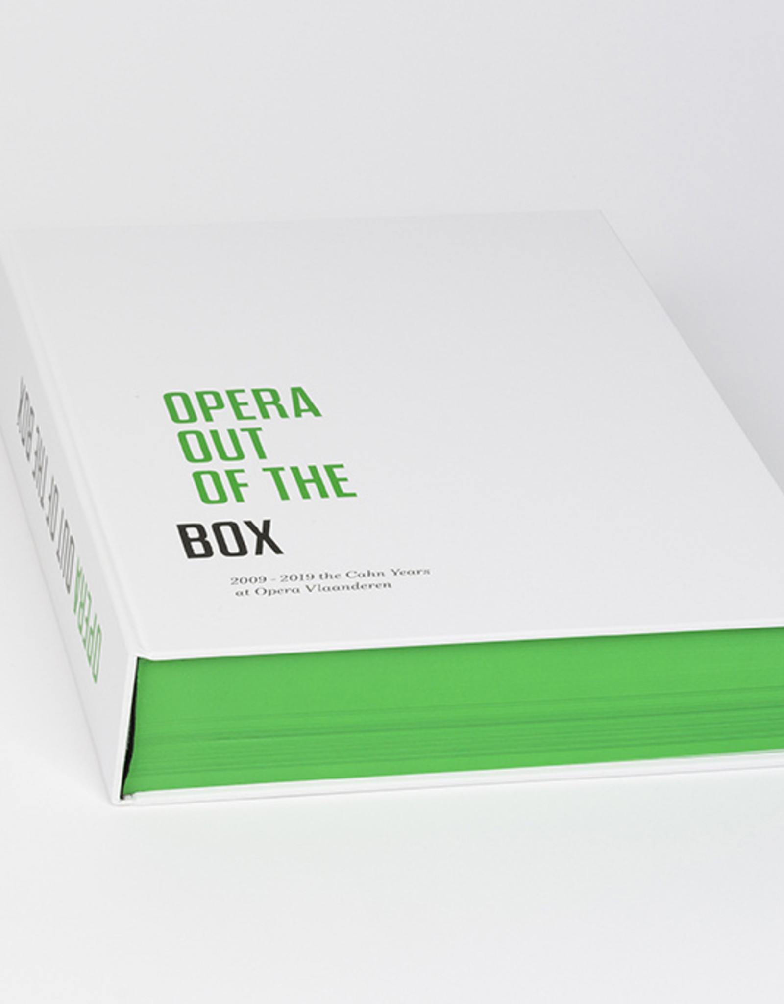 Opera Out of the Box, 2009-2019, The Cahn Years at Opera Vlaanderen