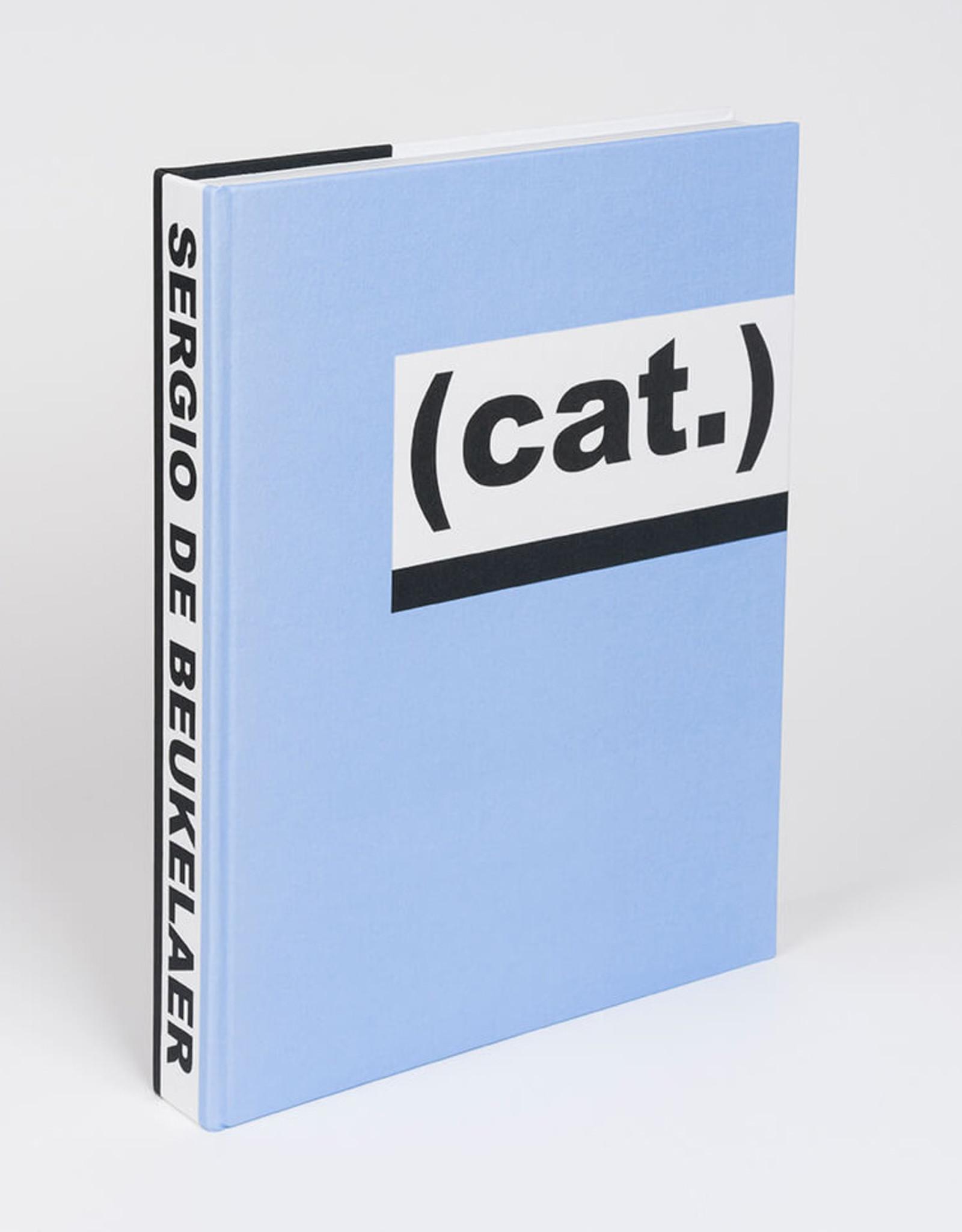 Sergio De Beukelaer - (cat.) with slipcase