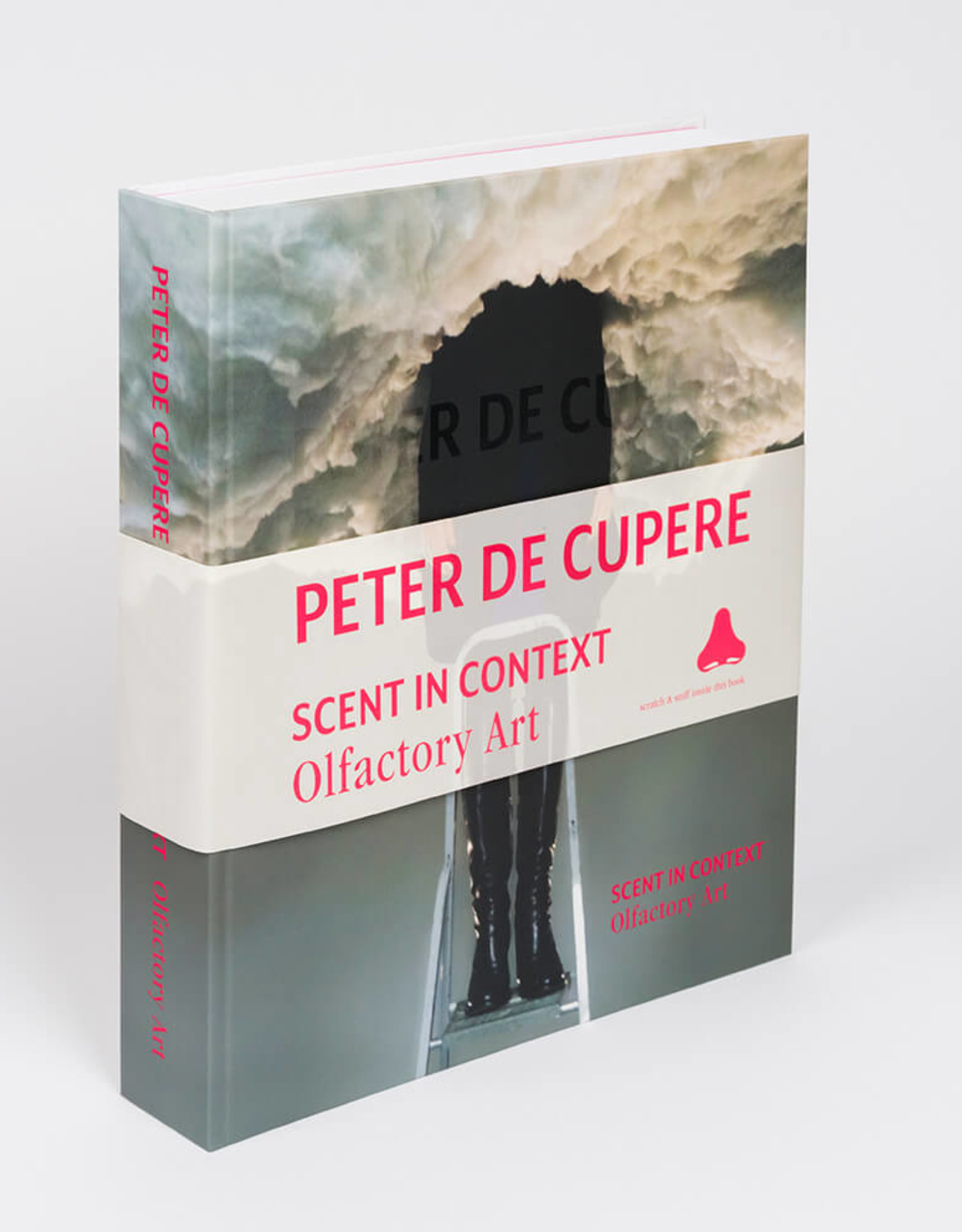 Peter de Cupere - Scent in context