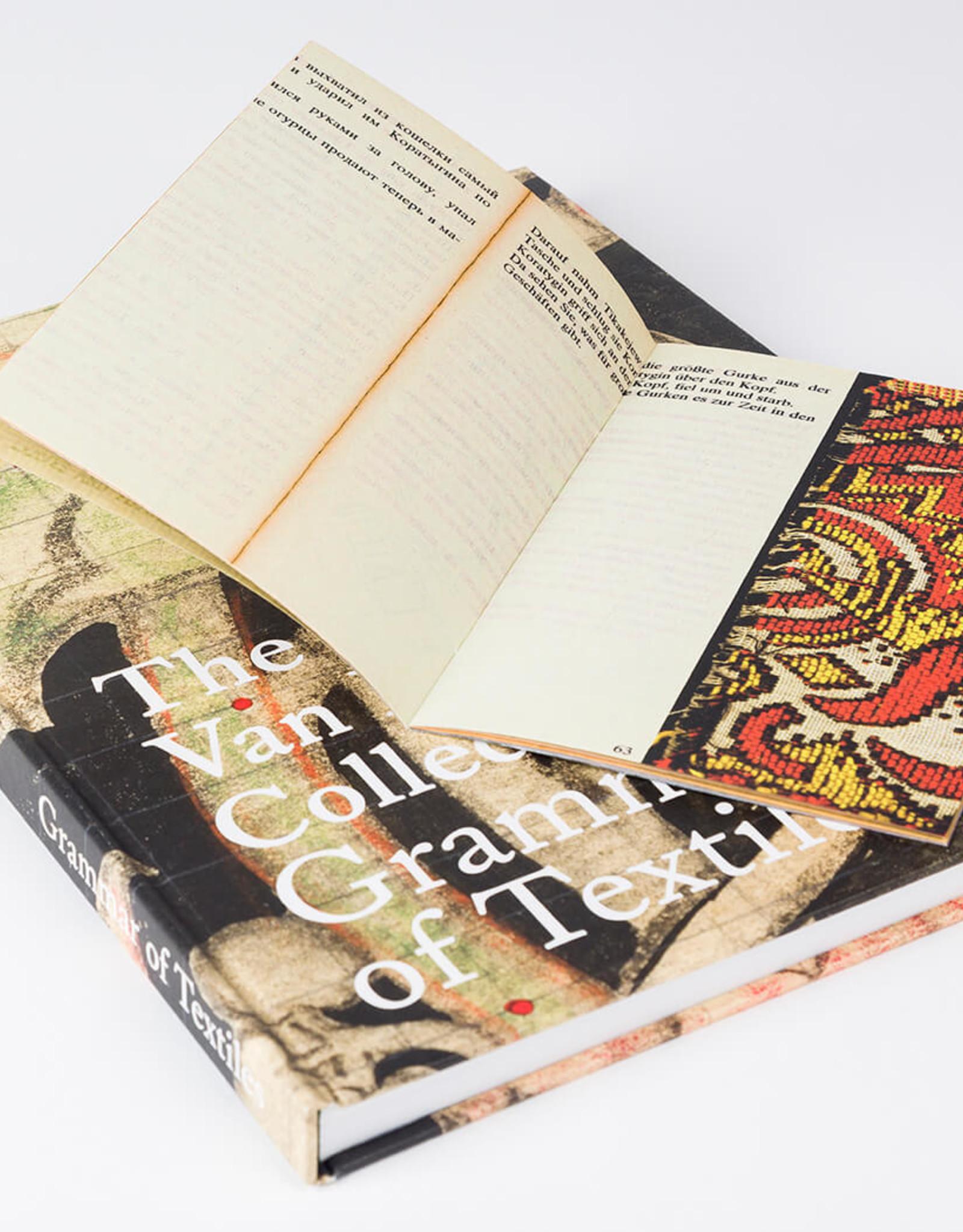 The Van Hoe Collection - Grammar of Textiles