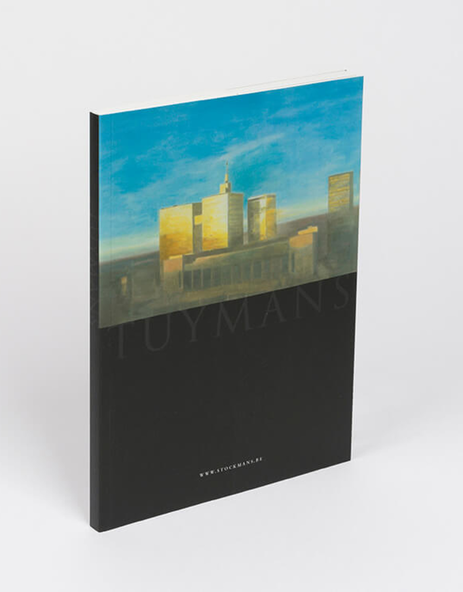 Luc Tuymans - catalogue Budapest & Warsaw