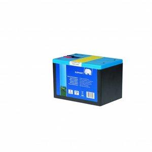 Elephant Hegnsbatteri Alkaline 9V/120Ah
