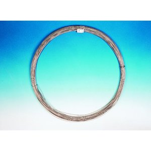 Elephant/Pulsara Steel wire zinc coat ø 1.6mm - 315m
