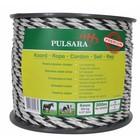 Elephant/Pulsara 200 m Premium, 6 rostfria trådar, vitt