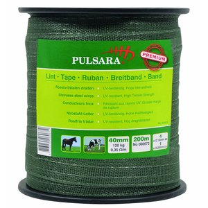 Elephant/Pulsara Bånd 40 mm Premium grønt