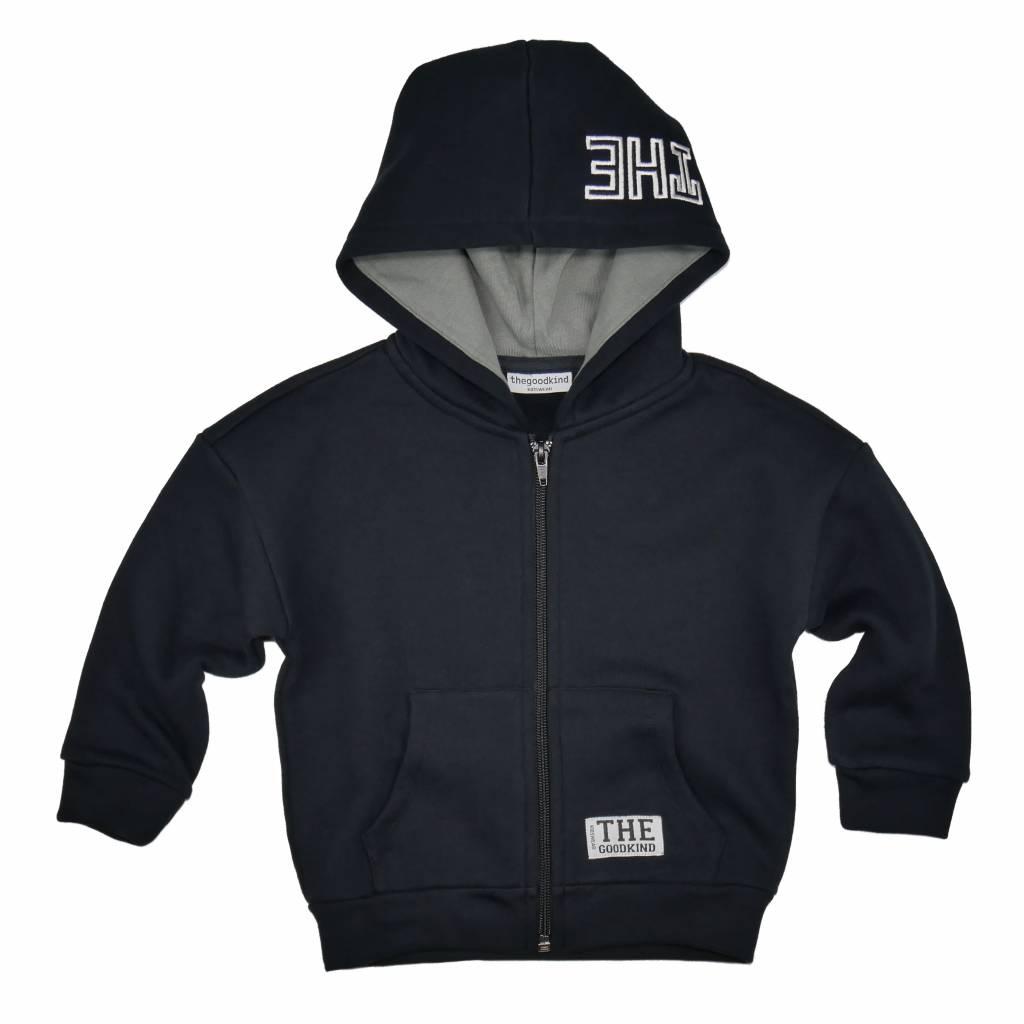 Black Sweat Jacket