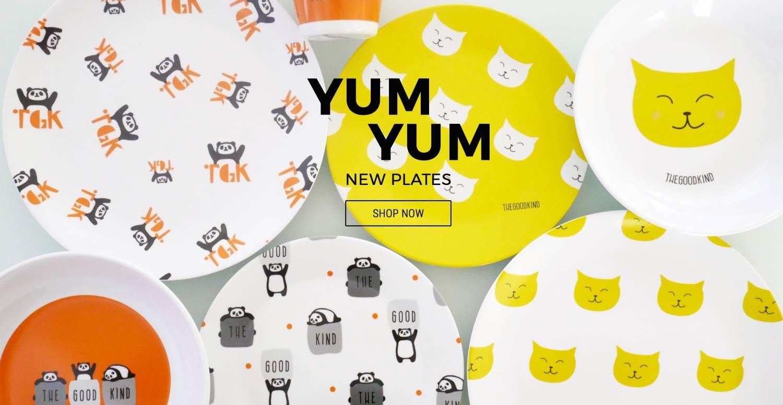 Yum Yum Plates