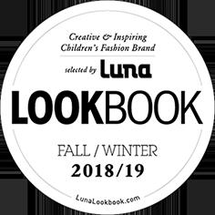 Luna Lookbook Siegel