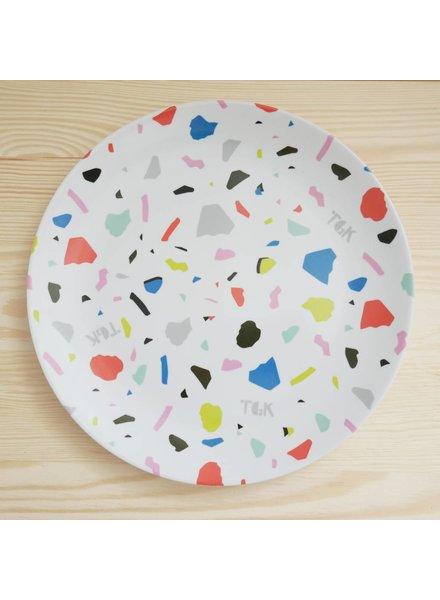 Terrazzo Plate