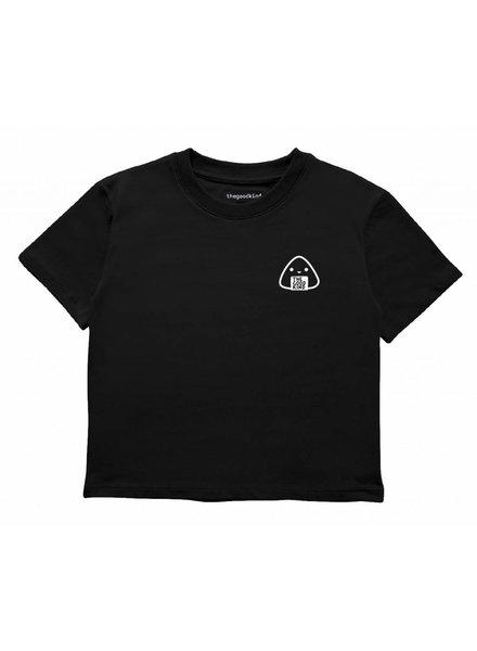 T-SHIRT ONIGIRI S - Black