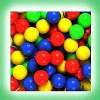 Stuiterballen & Gekleurde Uitdeel & Traktatie Stuiterballen