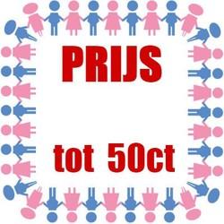Prijs: € 0,00 - € 0,50