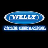 Welly Metalen Schaal Modellen Auto's & Voertuigen (Die Cast)