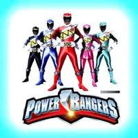 Power Rangers Speelgoed