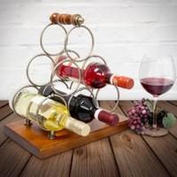 Decopatent® & Relaxdays Wijnrekken & Huisbar