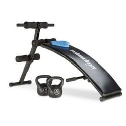 Fitness & Spieropbouw