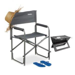 ♣ Decopatent® & Relaxdays Camping Accessoires voor op de Camping of Vakantie