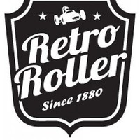 Retro Roller Nostalgische, metalen loopauto's en trapauto's