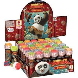 Huismerk Uitdeelcadeautjes - Kung Fu Panda Bellenblaas, 60ml in Display (36 stuks)